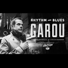 Garou rhythm and blues cover
